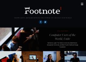 footnote1.com