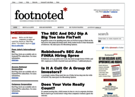 footnoted.org