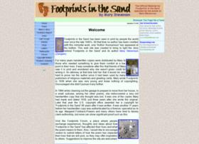 footprints-inthe-sand.com