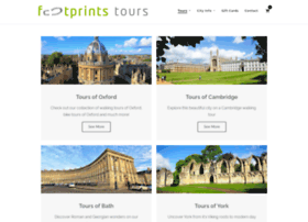 footprints-tours.com