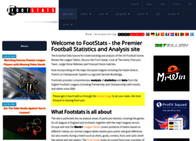 footstats.co.uk