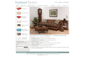 footstoolfactory.co.uk