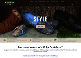 footwearbyfootskins.com