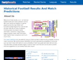 footy-results.co.uk