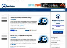 footybetter.co.uk