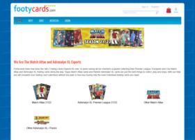 footycards.com