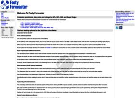 footyforecaster.com