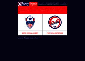 footyjapan.com