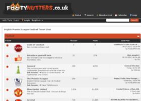 footynutters.co.uk