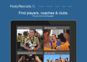 footyrecruits.com
