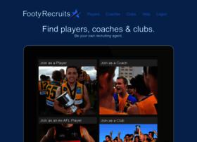 footyrecruits.com