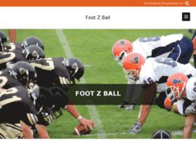 footzball.com