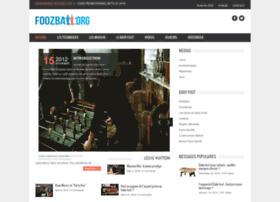 foozball.org