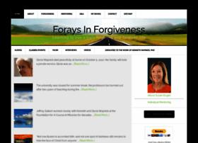 foraysinforgiveness.com