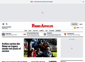 forbesadvocate.com.au