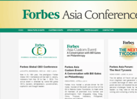 forbesasiaconferences.com