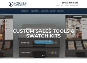 forbesproducts.com
