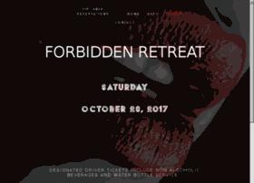 forbiddenretreat.com