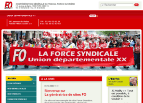 force-ouvriere.org