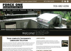forceoneconstruction.com