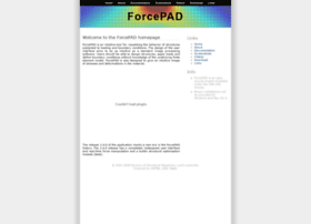 forcepad.sourceforge.net