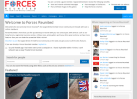 forcesreunited.org.uk