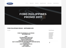 ford.cars-promo.com