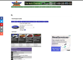 fordbuyersguide.theautochannel.com