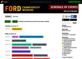 fordchampionshipweekend2015.sched.org