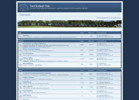 fordecosportclub.com.ar