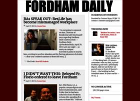 fordhamdaily.com