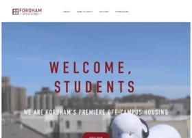 fordhamhousing.com