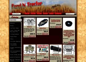 fordntractor.com