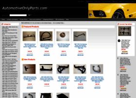 fordonlyparts.com