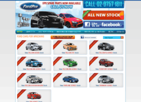 Fordprospares.com.au