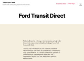 fordtransitdirect.co.uk