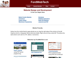 fordwebtech.com