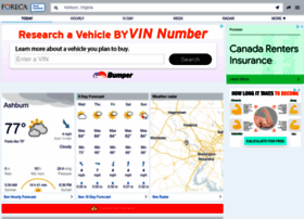 foreca.com