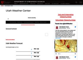 forecast.utah.edu