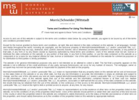 Foreclosure.closingsource.net