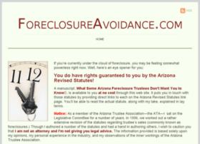 foreclosureavoidance.com