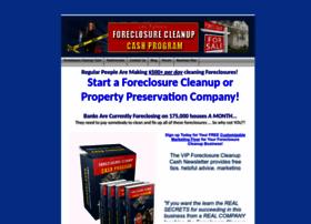 foreclosurecleanupcash.com