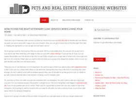 foreclosurepets.org