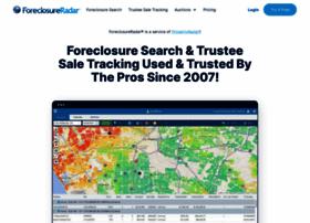 foreclosureradar.com