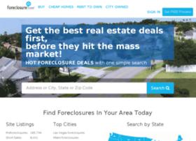 foreclosures.com