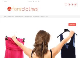 foreclothes.com