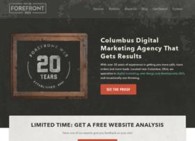forefrontweb.com