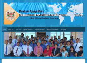 foreignaffairs.gov.fj
