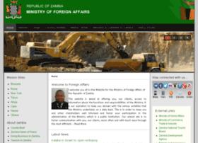 foreignaffairs.gov.zm