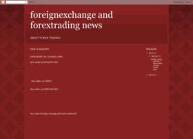 foreignexchangeandforextrading.blogspot.in